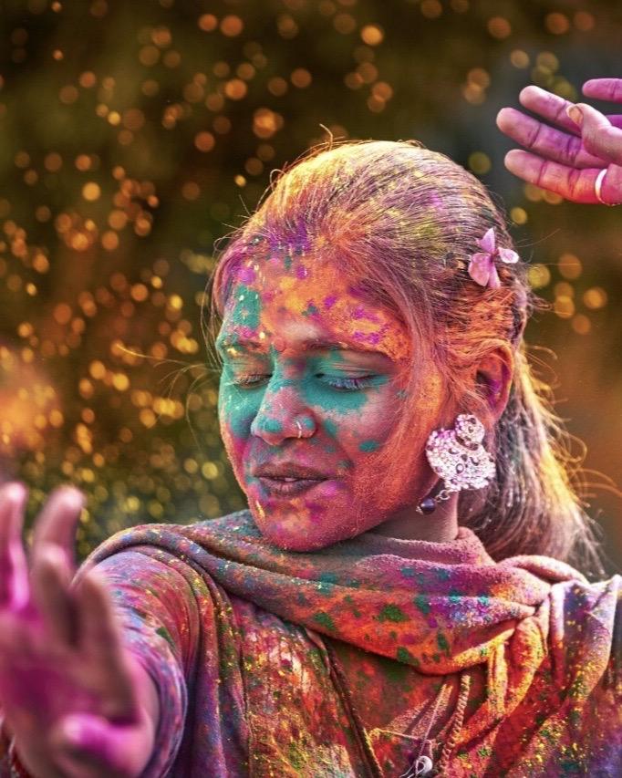 Índia - Rajastão com Festival Holi